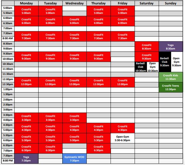 CFDsummerschedule_2017