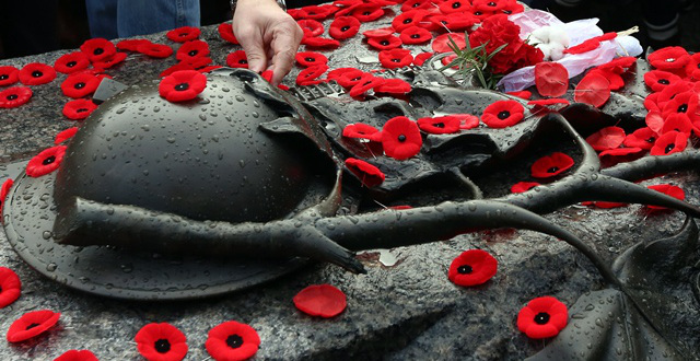 why REmembrance Day