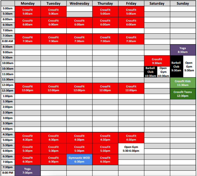 2017wintercfdschedule