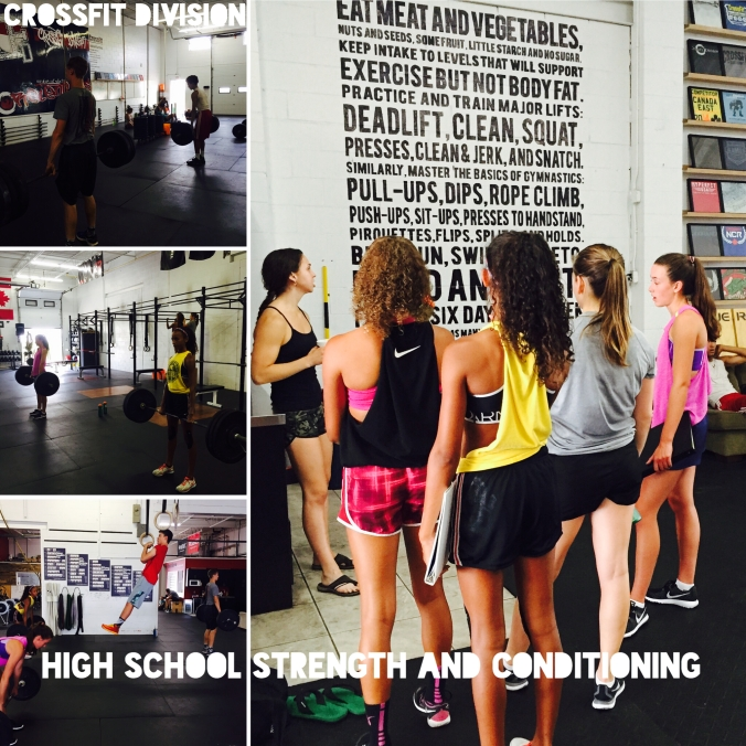 Teen Strength and Conditioning Program | CrossFit Division